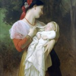 Целуйте руки матерям